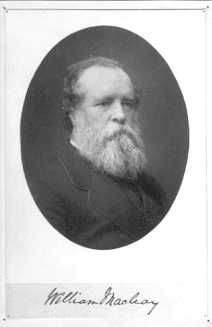 William Sharp Macleay